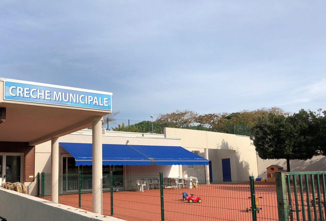 crèche municipale de Porticcio