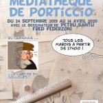 ateliers BD - Médiathèque de Porticcio